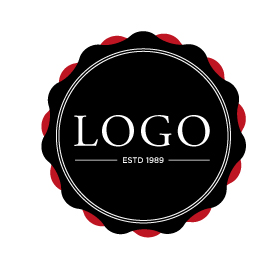 Free Badge Logo Vector