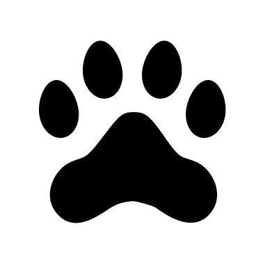 Pretty Klicks Free Paw Vector